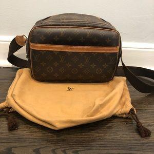 Louis Vuitton Reporter PM Bag